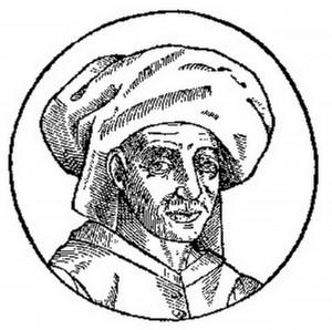 Josquin - gravure