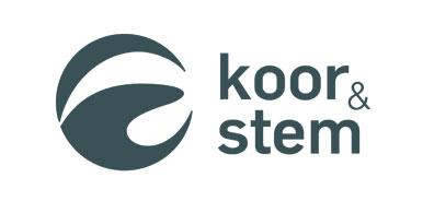koor&stem logo
