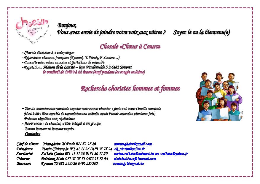 2016-05-02 recrutement Choeur à coeurs